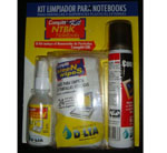 Kit Limpiador Para Notebooks