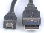 Cable USB a Mini USB Netmak (4 Pines)