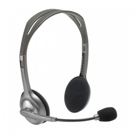 Auriculares Logitech H111 (con mic.)