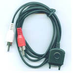 Cable RCA Audio para Celular Sony Ericsson Spline